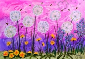 Spring Dandelions