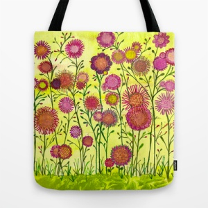Martha's Garden Tote Bag from $US18