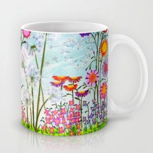 Spring Garden mug - $US15