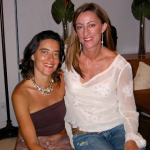 Martha & me ~ Noosa, 2005