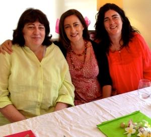 Anna, me and Paula