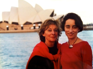 Mum & Lou